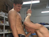 Gay Porn from boundgods - Jj-Knight-And-Tyler-Rush