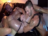 Gay Porn from Darkroom - Thiagos-Fist-Academy-2
