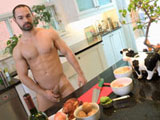 Gay Porn from Maskurbate - Naked-Chef-4-Cock-Au-Vin
