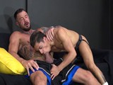 Gay Porn from RawAndRough - Daddy-Dolf-Pounds-Armond