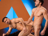 Gay Porn from RagingStallion - Adam-Ramzi-And-Mark-Sanz