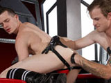 Gay Porn from ClubInfernoDungeon - Axel-Abysse-And-Bruce-Bang