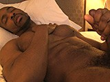 Gay Porn from americanmusclehunks - Ebony-Muscle-Ass