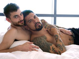 Gay Porn from cockyboys - Boomer-Banks-Bangs-Out-Dillon-Rossi