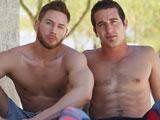 Gay Porn from corbinfisher - Grant-Screws-Hugh