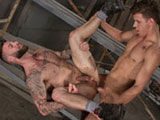 Gay Porn from HotHouse - Chris-Bines-And-Jj-Knight