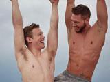 Gay Porn Video from Corbin Fisher - Hugh Creams Alex