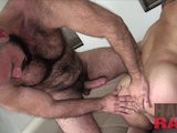 Gay Porn from HairyAndRaw - Marco-Bolt-Breeds-Nixon-Steele