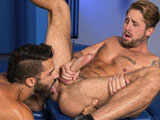 Gay Porn from RagingStallion - Adam-Ramzi-And-Wesley-Woods