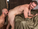 Gay Porn from TitanMen - Blueprint-With-Matthew-Bosch-And-Eric-Nero-Part-2
