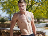 Gay Porn from corbinfisher - Abraham
