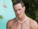 Gay Porn Video from Island Studs - Muscle Daddy Miller