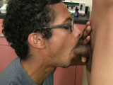 Gay Porn Video from College Boy Physicals - There's A Storm A Brewin -