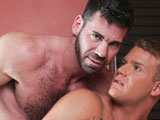 Gay Porn from iconmale - Billy-Santoro-And-Brandon-Wilde
