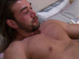 Gay Porn from englishlads - Will-Wanks-His-Chunky-Uncut-Cock