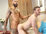 Gay Porn from NextDoorEbony - Male-Bonding