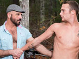 Gay Porn from iconmale - Fuck-Me-Daddy-Style