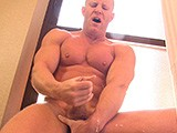 Gay Porn from americanmusclehunks - Muscle-Stroke-Session