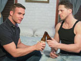 Gay Porn from iconmale - Thirsty-For-Straight-Boys