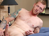 Gay Porn from ChaosMen - Whitaker-Solo