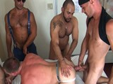 Gay Porn from RawFuckClub - Hans-Berlin-Gang-Bang