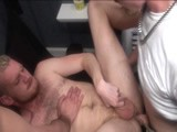 Gay Porn from RawFuckClub - Block-Cock-Party