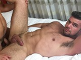 Gay Porn from JasonSparksLive - Masc-Bareback-Bottom