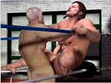Gay Porn from 3dgayworld - Brutal-Fuck-In-The-Boxing-Ring