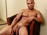 Gay Porn from NextDoorEbony - Flex