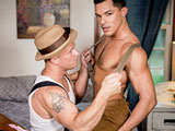 Gay Porn from iconmale - Rob-My-Ass