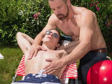 Gay Porn from iconmale - Spankings-With-Daddy