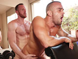 Gay Porn from TimTales - Tim-And-Damien-Crosse