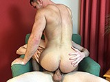 Gay Porn from JasonSparksLive - Muscle-Bottom-Bareback