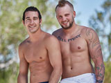 Gay Porn from corbinfisher - Tom-Gives-It-To-Grant