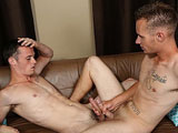 Gay Porn from ChaosMen - Franco-And-Sky-Serviced
