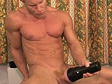 Gay Porn from americanmusclehunks - Muscle-Toy-Fucking