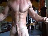 Gay Porn from AlainLamas - Big-Jock-Cumshot