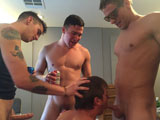 Gay Porn from FraternityX - Slobbering-Hole-Fuck-Part-2