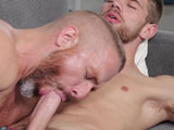 Gay Porn Video from MEN - Stepdick Part 3