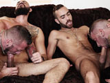 Gay Porn from TimTales - Raw-4some