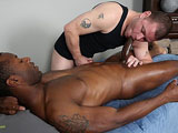 Gay Porn from ChaosMen - Alonso-And-Ransom-Serviced