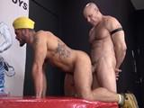 Gay Porn from RawAndRough - Daddys-Waterboy