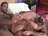 Gay Porn from jalifstudio - Black-Muscle-Bear-Fuck
