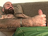 Gay Porn from jalifstudio - Hairy-Bear-Jerkoff