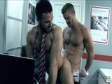 gay porn Inside Job 2 || After a substantial amount of money goes missing from the cash desks, Mr. Conrad conducts a series of interviews to try to locate the missing money. But one staff member in particular isn't all to pleased about being questioned and much less about being submitted to a body search. But Mr. Landon doesnt give Jessy much option and firmly asks him to remove his clothes down to his underwear.