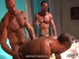 gay porn The Last Gangbang || Watch This and Other Hot Scenes In the Darkroom!<br />