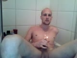 Twink Peeing In Mouth and Drinking!