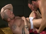 Gay Porn from UkNakedMen - Jessy-Ares-And-Max-Duran
