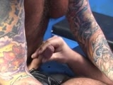 Gay Porn from BearBoxxx - Bear-Instincts-Disc-2