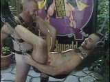 gay porn Boy Getsgang Fucked || Boy gets his hot, hungry, hairy ass slammed and creamed by a group of leathermen with big fuckin' dicks.  The energy, pace and verbals are super high throughout.